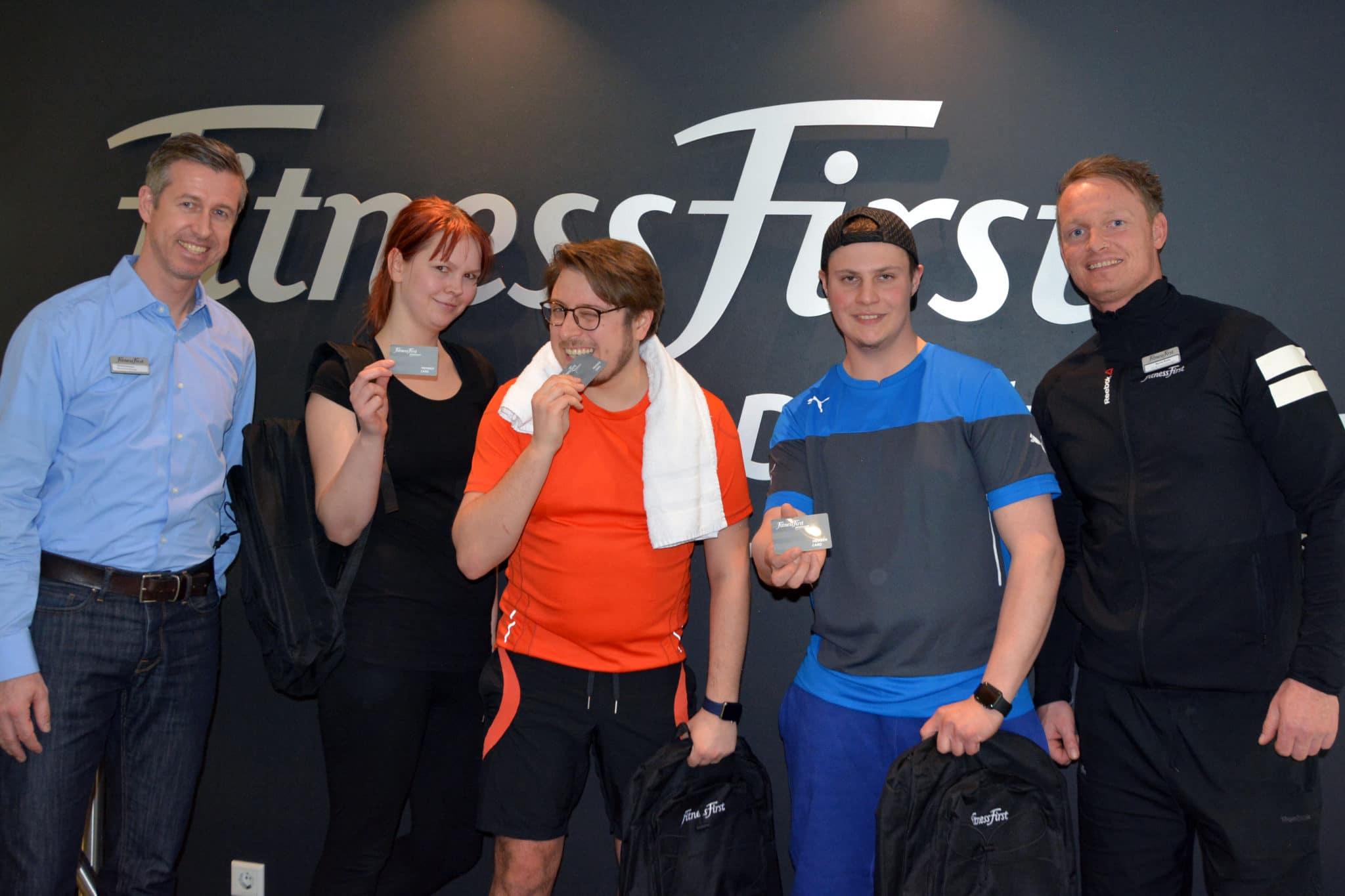 Fitness First - Mit Sonderwerbeformen die richtige Zielgruppe erreichen. Foto: Radio Hamburg