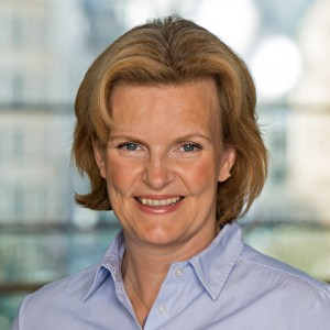 Martina Müller, Leiterin Kommunikation