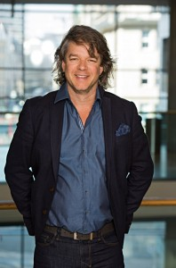 Marzel Becker, Programmdirektor und Geschäftsführer von Radio Hamburg (Foto: more Marketing / Thomas Pritschet)