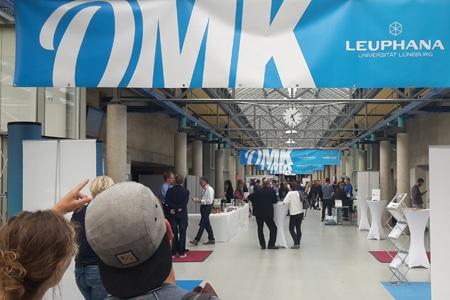 Online Marketing Konferenz 2016 Leuphana Universität Lüneburg.