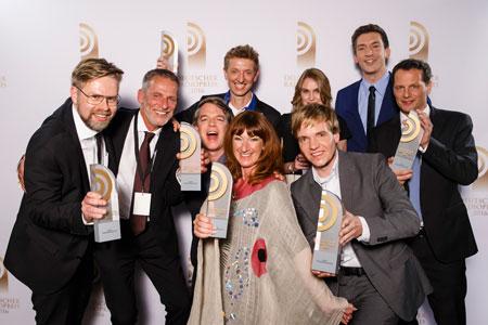 Deutscher Radiopreis 2016 geht an Hamburger Radiobündnis gegen Fremdenhass - Foto: NDR/Morris Mac Matzen