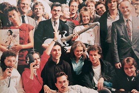 30 Jahre Radio Hamburg