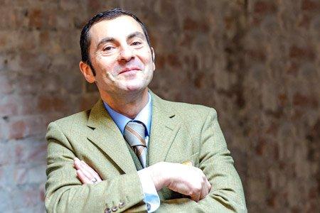 Bassam Darwisch, Bereichsleiter Vertrieb/Marketing und Prokurist von HAMBURG ENERGIE, Foto: Mario Sturm / more Marketing