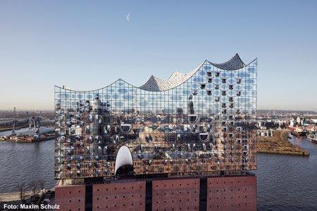 Die Eröffnung der Elbphilharmonie - Foto: Maxim Schulz