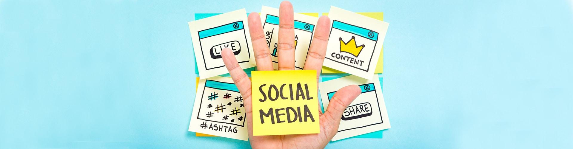 Überblick im Dschungel der Social Media Tools verloren? Hier gibt es fünf im Überblick.