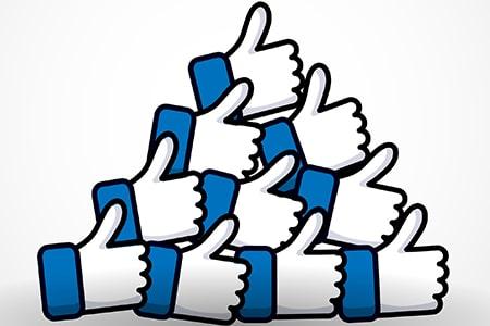 Social Media Reichweite sind nicht gleich Fans.