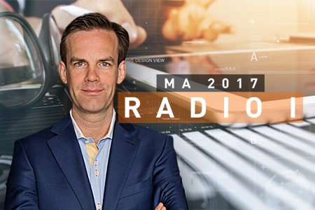 Andreas Rohde hat die wichtigsten Fakten zum Ergebnis der Media-Analyse Radio für Radio Hamburg, HAMBURG ZWEI und antenne 1.