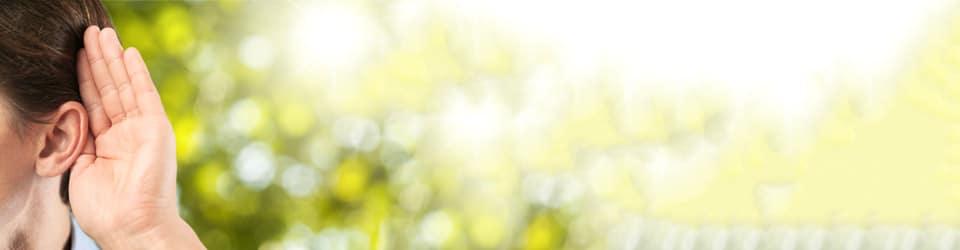 Dieser Spot ist ein wahrer Hinhörer (Foto: Shutterstock/Billion-Photos)