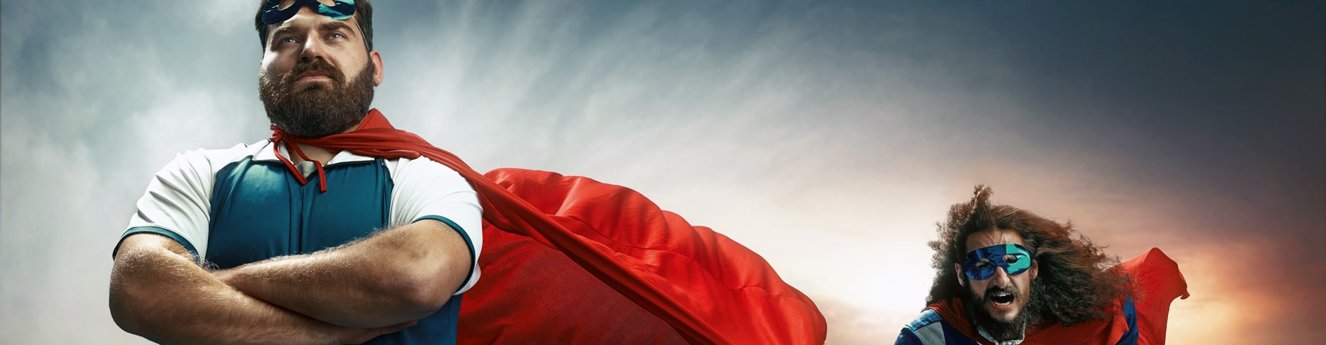 Starkes Gespann: Der Tandem-Spot Foto: Shutterstock