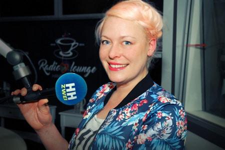 Cathy Weder - Morningshow Moderatorin bei HAMBURG ZWEI.