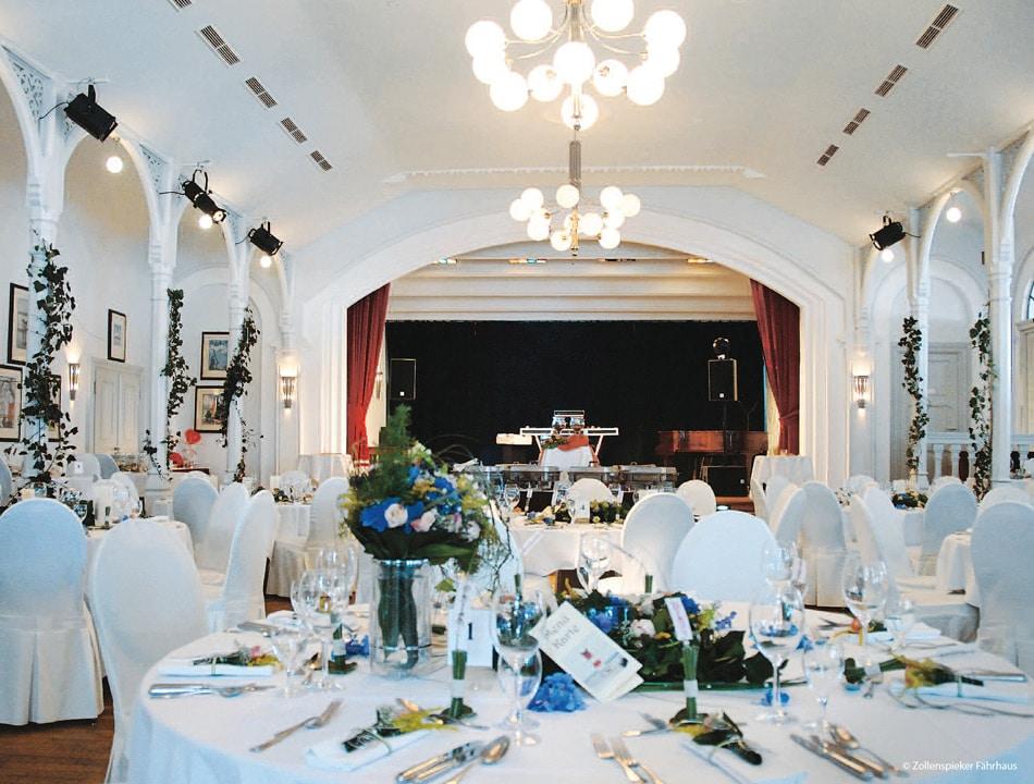 Safe the date: Radio Hamburg und das Zollenspieker Fährhaus verlosten eine Hochzeit im Wert von über 20.000 Euro
