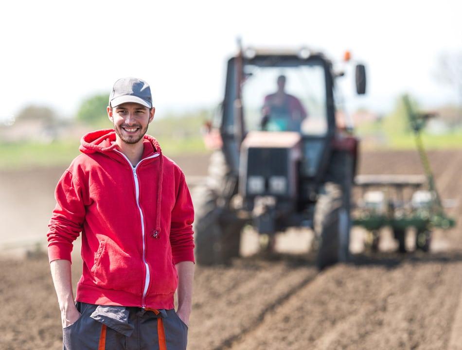 """Für den Kunden REWE inszenierte """"stories Drama for Brands"""" mithilfe von Storytelling die Bauern im Norden."""