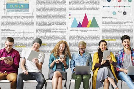 Guter Content kann sich auch auf das Ergebnis der Markenakzeptanz auswirken. (Foto: Shutterstock)