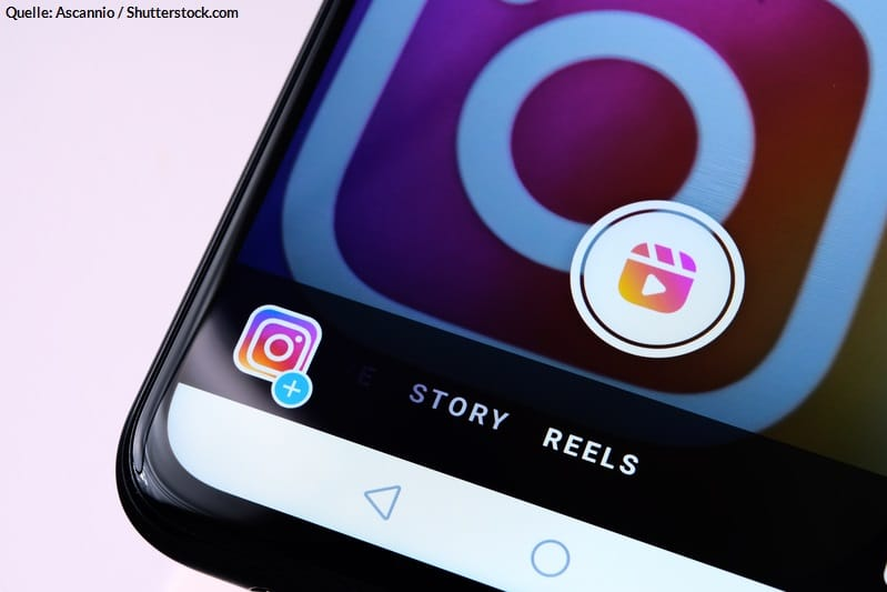 TikTok oder Instagram