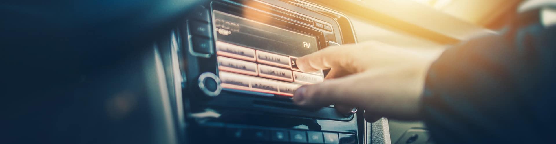 Beispiele für gute Radiowerbung liefert Antonios Bliblios Foto: Shutterstock