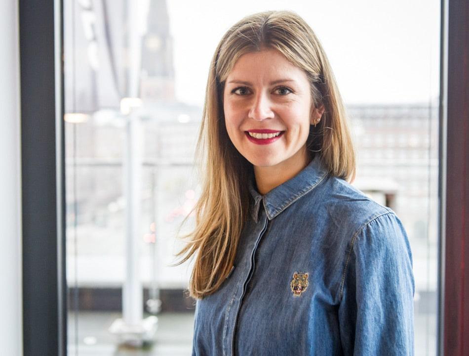 Karoline Zühlke, Abteilungsleitung Brand Communication & Content Marketing