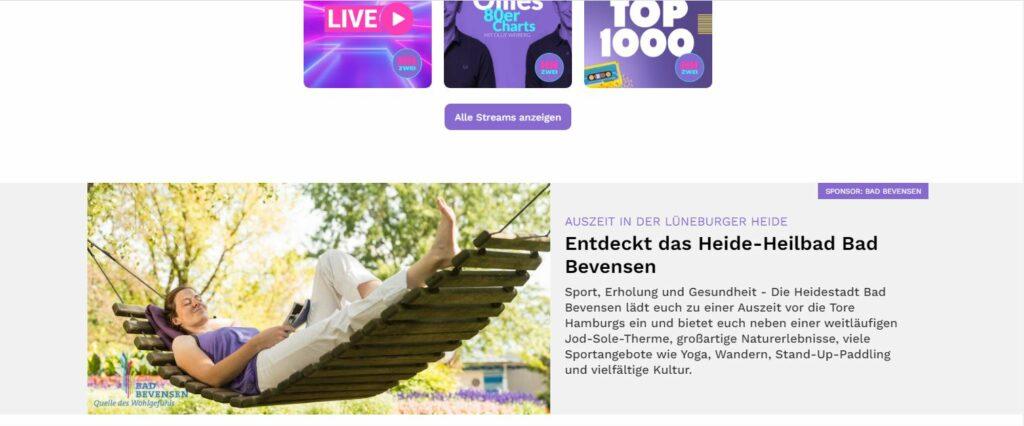 Bad Beversen Hamburg Zwei
