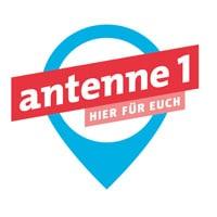 Das Logo von antenne 1